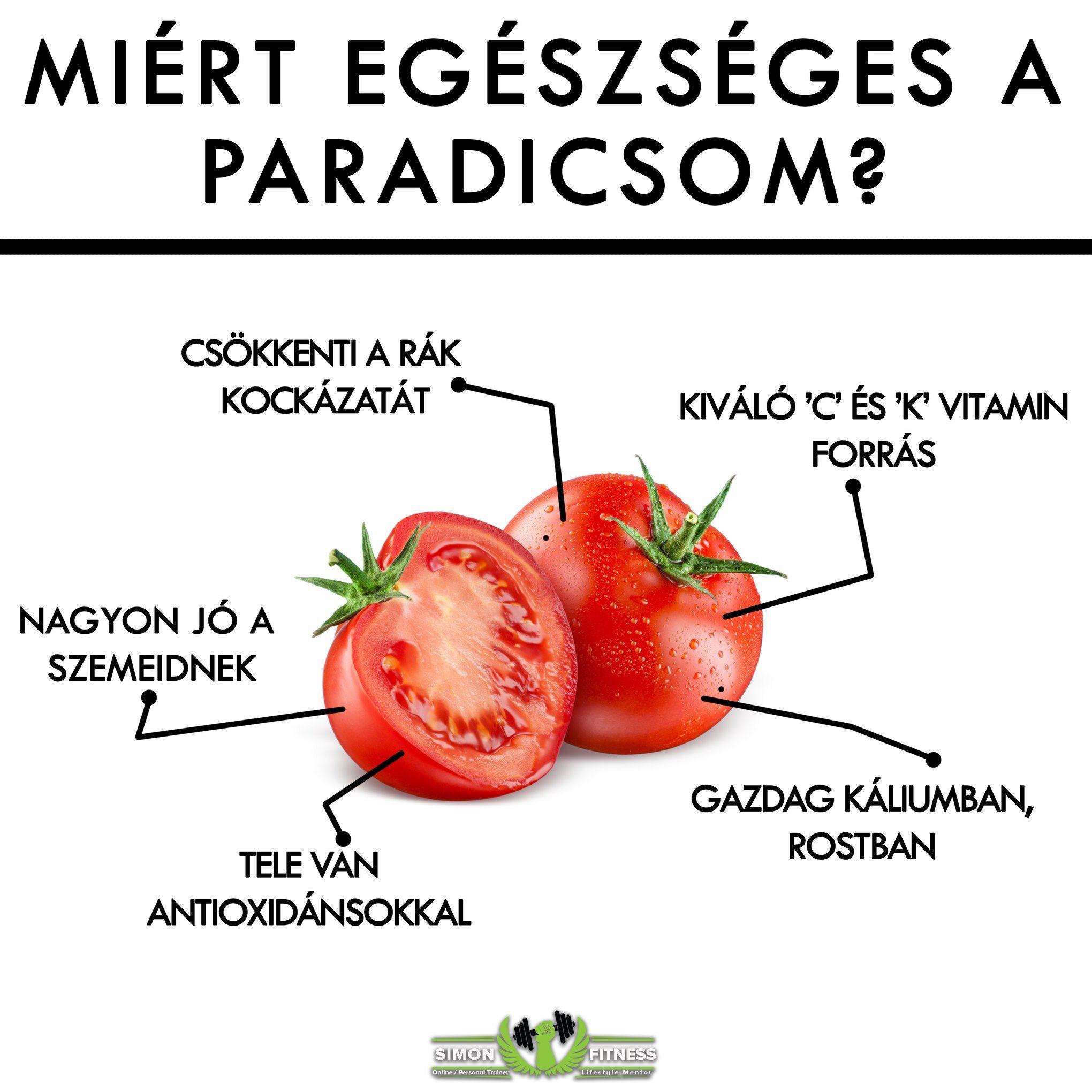 Paradicsom a fogyás: az előnyök és a kár. Lehetőség van arra, hogy a paradicsom enni fogyás közben?