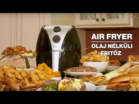 Air Fryer Pro olaj nélküli fritőz