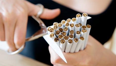 a cigaretta segít a zsírégetésben