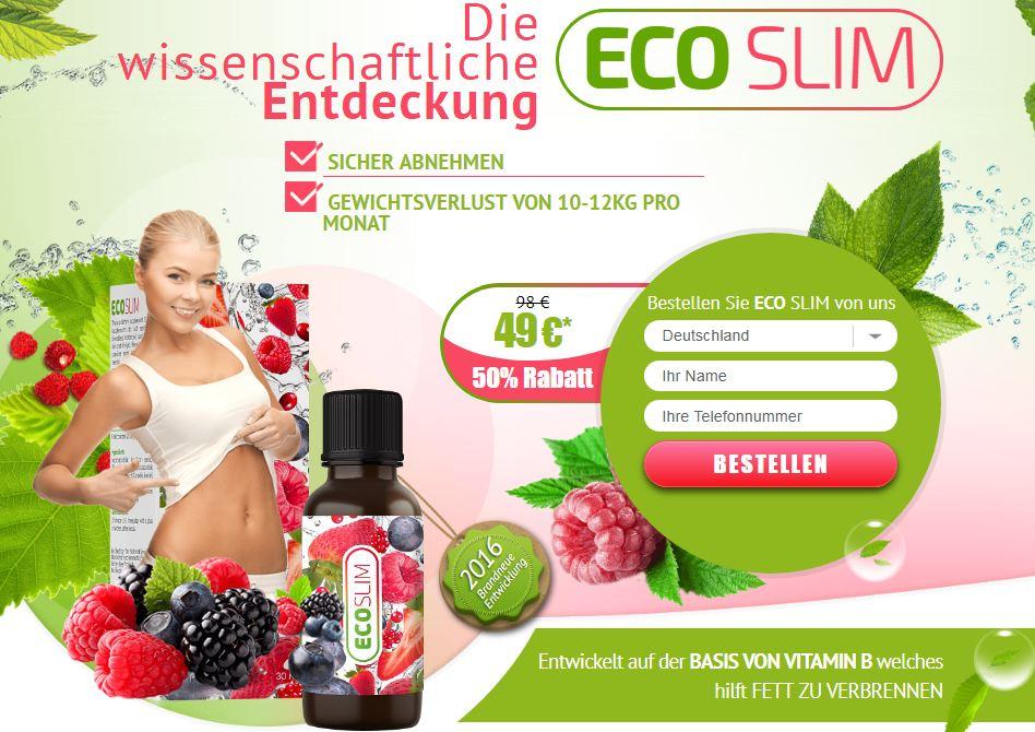 ecoslim deutschland