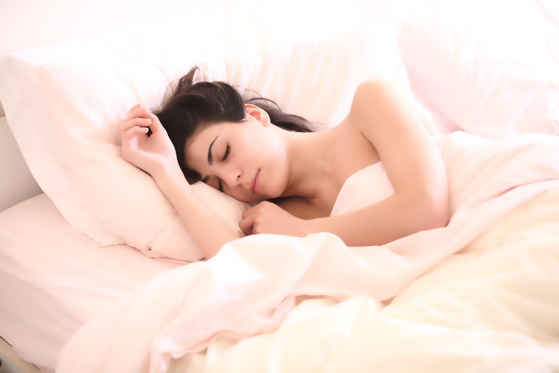 hogyan fogyok alvás közben