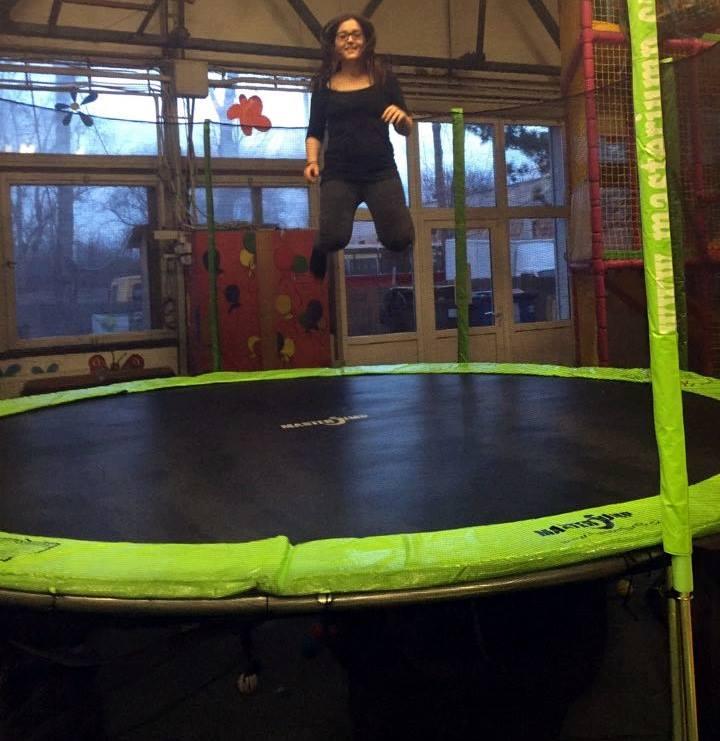 Lefogy a trambulin?, Kata-Fit Személyi Edző Stúdió