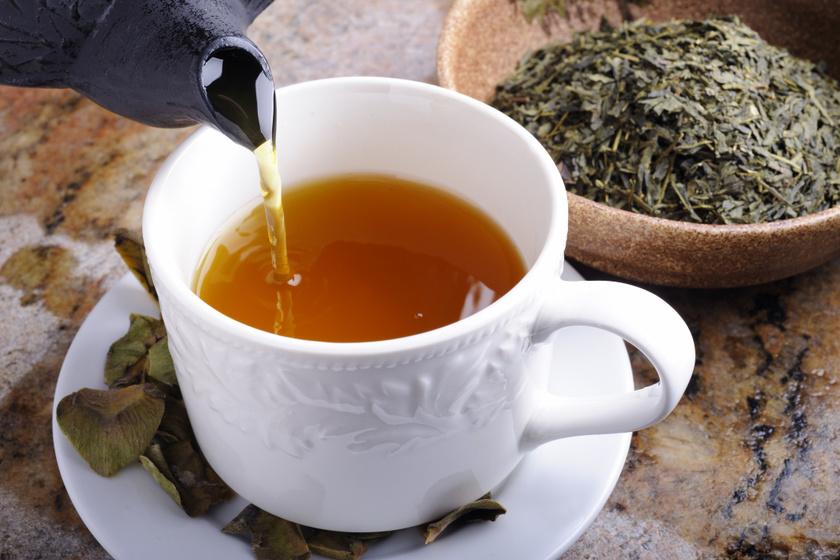 28 napos fogyókúrás tea