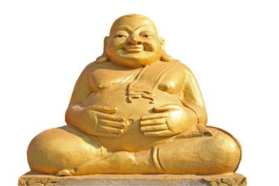 buddhizmus fogyni