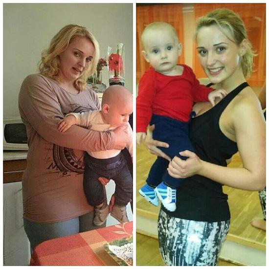 gyors fogyás terhesség után - a terhesség utáni segítség