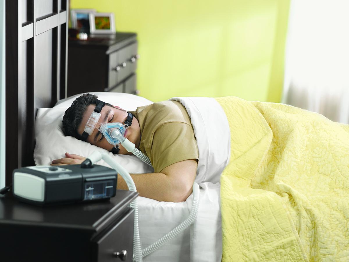 hogyan segíti az alvási apnoe a fogyást