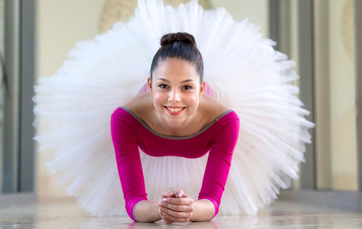 a balett gyönyörű jó a fogyáshoz