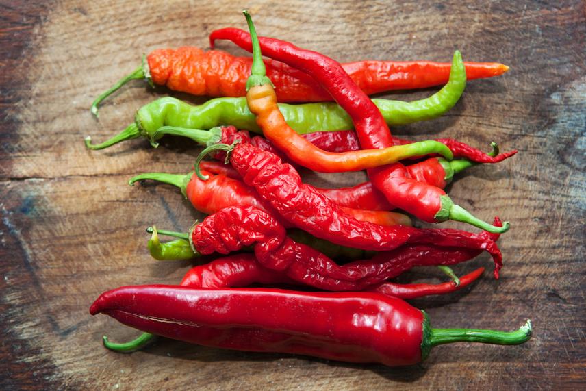 a chili miatt fogysz