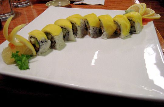 a sushi segít u fogyni