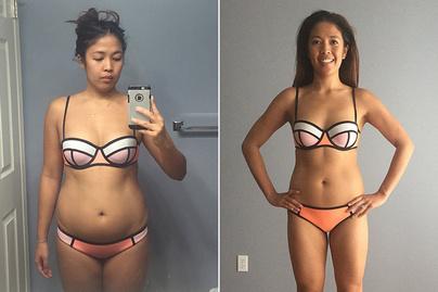 25 kg súlycsökkenés 2 hónap alatt