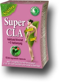 Dr.Chen Szűztea Super CLA kaktusz kivonattal