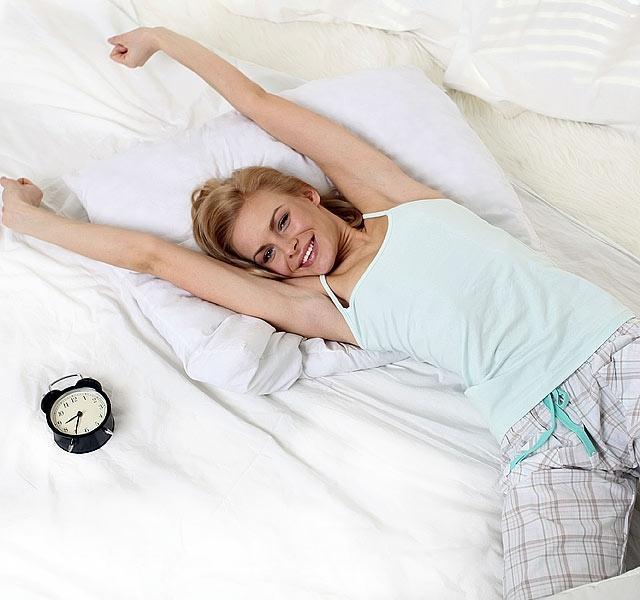 Fogyjon alvás közben • Fogyókúra • Egészség • Reader's Digest