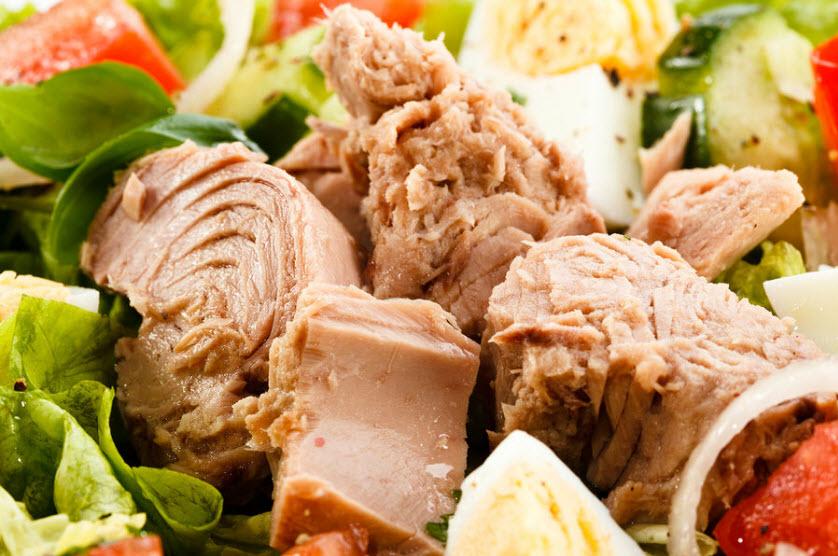 TOP5 tonhalkonzerv recept ötlet fogyni vágyóknak - Salátagyár