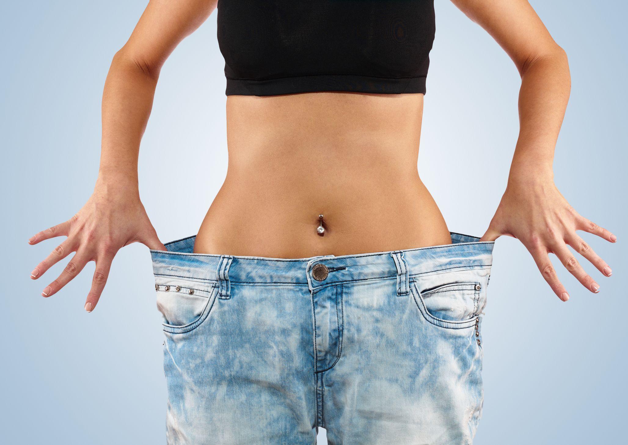 Hogyan lehet lefogyni a hasában, A diéták hizlalnak