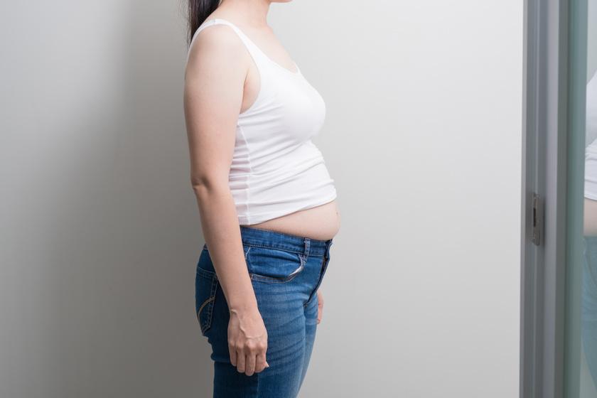 hogyan veszítheti el a nő a hasi zsírt