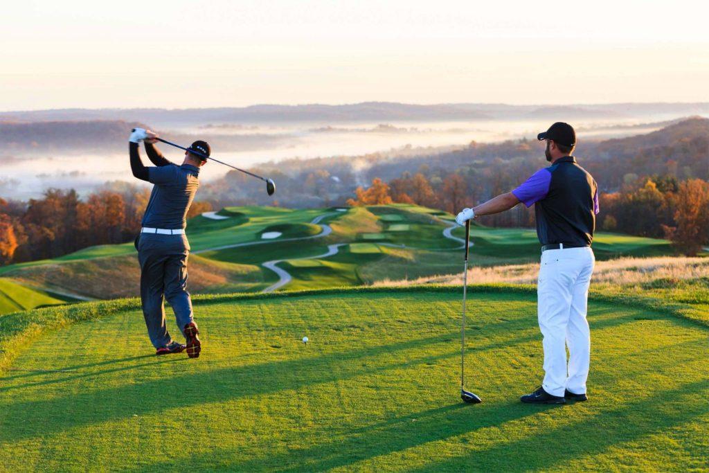 lehet fogyni golfozni