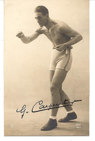 Portré a világbajnok bokszolóról
