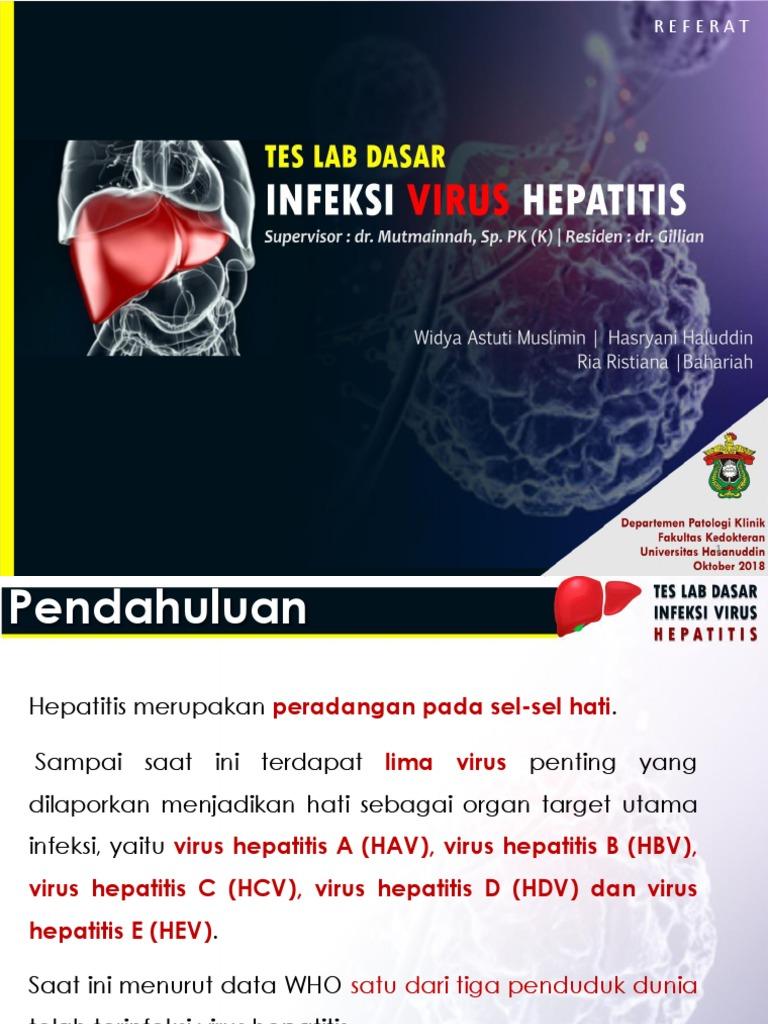 Hepatitis A - Mire számíthat a beteg?