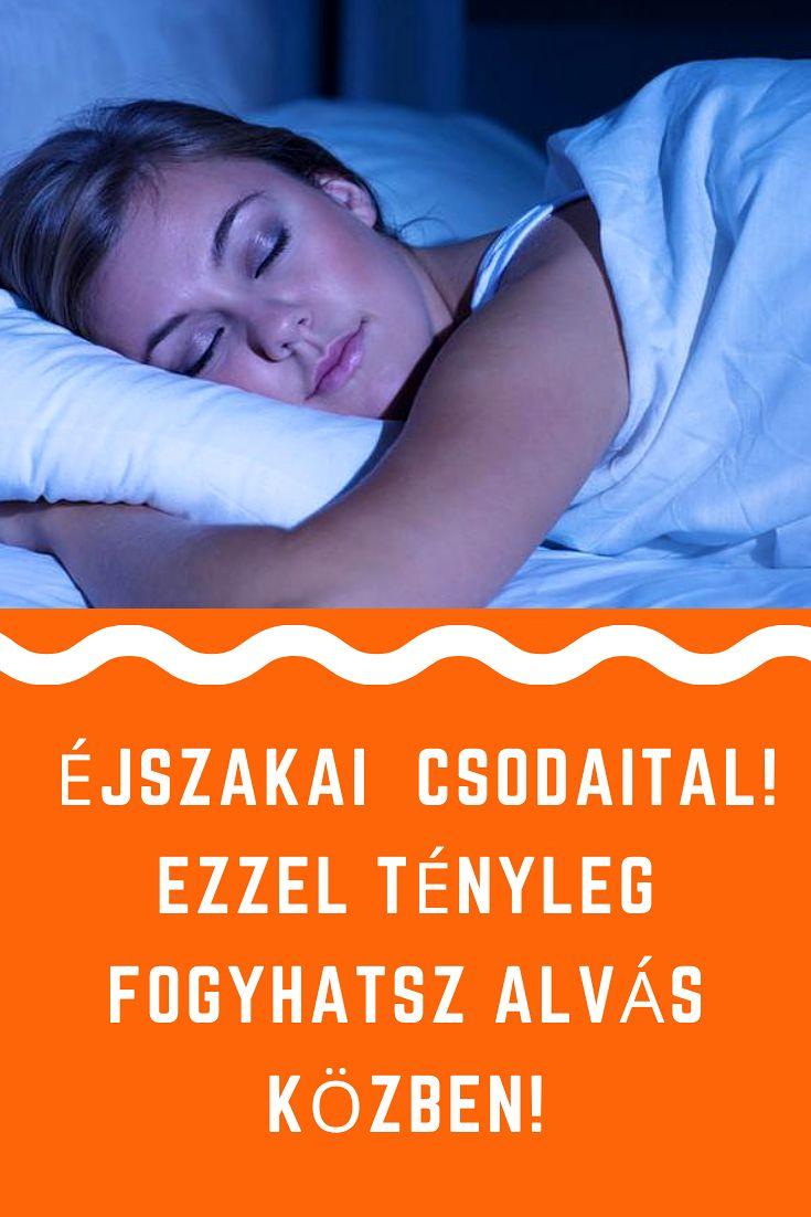 Aludj és fogyj egyszerre
